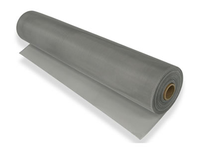 Tere is a alloy L605 wire fine mesh roll.