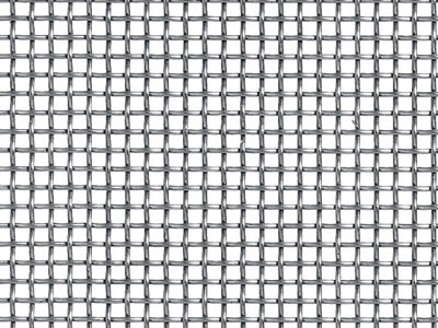 There is a alloy L605 wire mesh sheet with square holes.